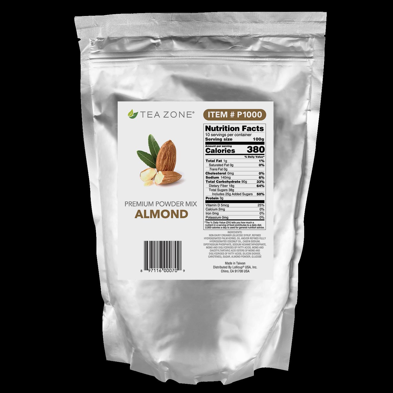 Almond Boba Tea / Bubble Tea Powder