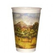 Comfort Cup - Cafe Art - 16 oz  - 495/cs