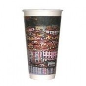 Comfort Cup - Cafe Art - 20 oz  - 420/cs