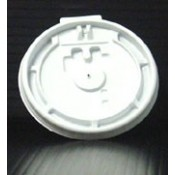 8oz Tear Back Lids for Paper Coffee Cups 1000ct