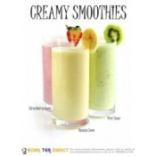 """Creamy Smoothies"" Poster (11 x 17)"