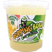 Yogurt Popping Boba (Four 7-lbs tubs) *CASE*