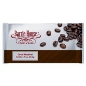 Barrie House Decaf Hazelnut Creme De Noisette Ground Coffee 24 1.75oz Bags
