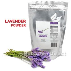 Lavender Milk Tea / Boba Tea / Bubble Tea Powder