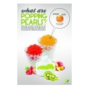 """What is Popping Pearls?"" Poster (24 x 36)"
