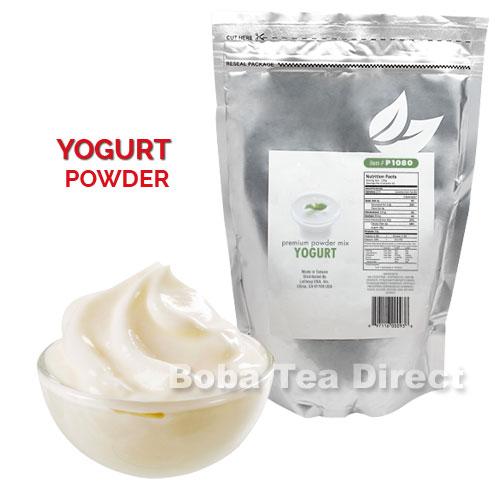 Yogurt Boba Tea / Boba Tea Powder