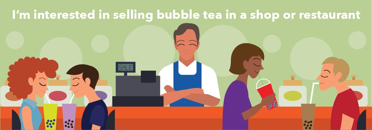 Potential Bubble Tea Business Owners